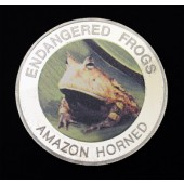 Amazon Horned Frog Malawi 10 kwacha 2010