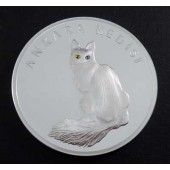 Angora Cats - Turkey - 20 n lira - 2005