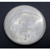 Atlantic Salmon Ireland 2 shillings 1966