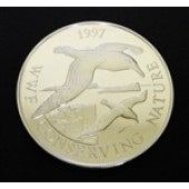 Black-browed Albatross - Falklands - 50 p - 1987
