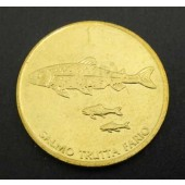 Brown Trout - Slovenia - tolar - 1992