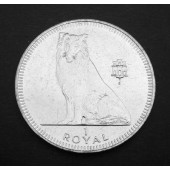 Collie - Gibraltar - 1 royal crown - 1995
