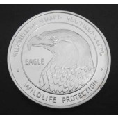 Bald Eagle - Nagorno Karabakh - 1000 drams - 2004
