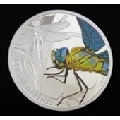 Dragon Fly - Palau - 2$ - 2010