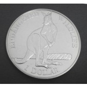 Kangaroo - Cook Islands - dollar - 1996