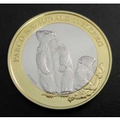 Marmots Switzerland 10 francs 2010
