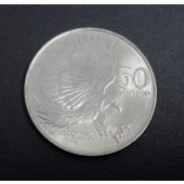 Monkey-eating Eagle Phillipines 50 ctos 1983