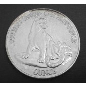 Mtn Lion (Elephants on back) Medal