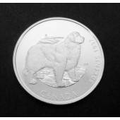 Newfoundland Dog - Canada - 50 cents - 1997