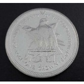 Peregrine Falcon Isle of Man pound 1978