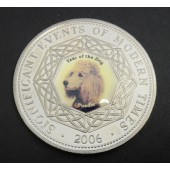 Poodle Somali one dollar 2006