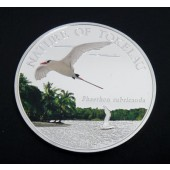 Red-tailed Tropic Bird Tokelau Tokelau dollar 2012