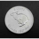 Snowshoe Hare - Canada - 5 cts - 1967
